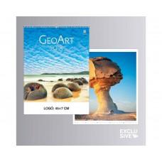 Geo Art falinaptár